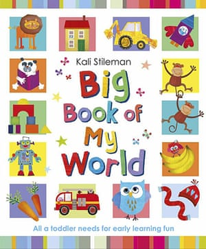 Readers reviews: Big Book of My World