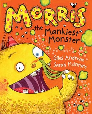 Readers reviews: Morris the Mankiest Monster