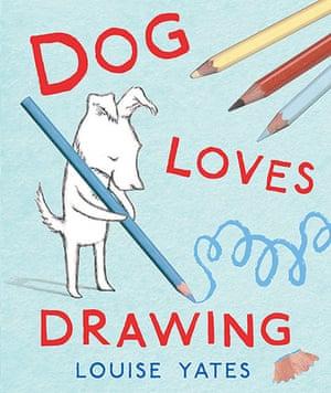 Readers reviews: Dog Loves Drawing