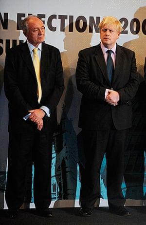Ken Livingstone: London Mayoral election