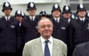 Ken Livingstone: 0430 POLICE Bus