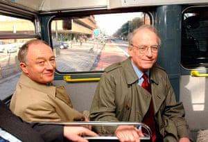 Ken Livingstone: Ken Livingstone and Bob Kiley