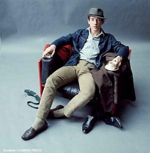 Snowdon: Sir Ian McKellen
