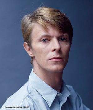 Snowdon: David Bowie in 1978