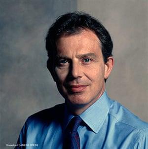 Snowdon: Tony Blair in 1997