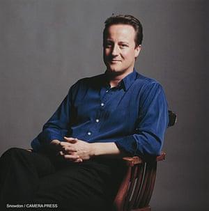 Snowdon: David Cameron
