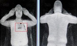 TSA quietly removing some full body scanners - CBS News