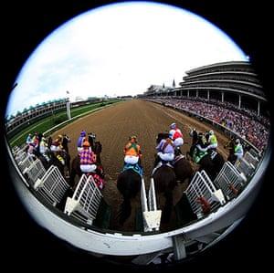 Kentucky Derby: 138th Kentucky Oaks