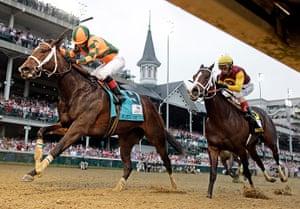 Kentucky Derby: Rosie Napravnik on Believe You Can