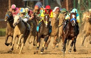 Kentucky Derby: 138th Kentucky Derby