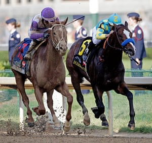 Kentucky Derby: Mario Gutierrez rides I'll Have Another
