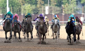 Kentucky Derby: I'll Have Another with jockey Mario Gutierrez wins the Kentucky Derby