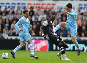 sport2: Newcastle United v Manchester City - Premier League