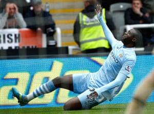 sport5: Manchester City's Toure