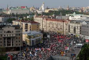 Anti-Putin protests : Anti-Putin protests