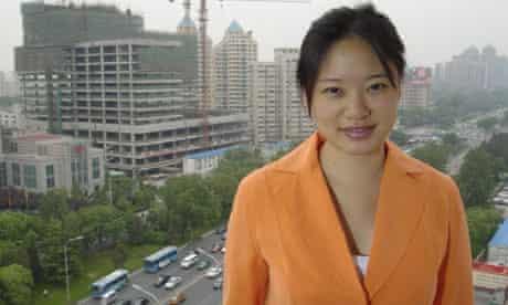 Al Jazeera correspondent Melissa Chan in Bejing, China