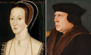 Anne Boleyn and Thomas Cromwell