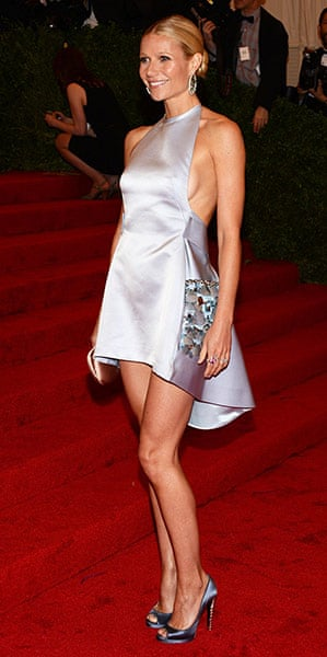 Picture desk live: Gwyneth Paltrow attends the Costume Institute Gala in New York