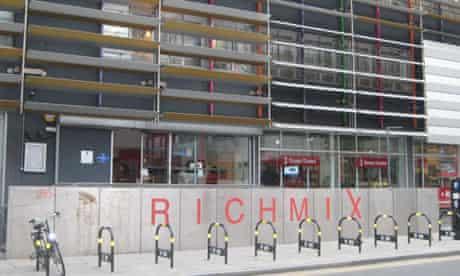 Rich Mix cinema and arts venue