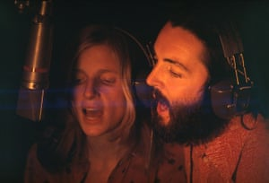 RAM: Linda and Paul McCartney together