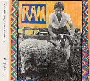 RAM: RAM album sleeve