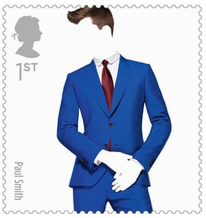 Big picture: Big Picture, fashion stamps, Paul Smith