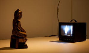 The Nam June Paik exhibition at Tate Liverpool