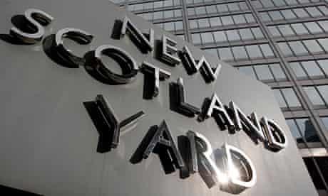 New Scotland Yard, HQ of the Metropolitan police
