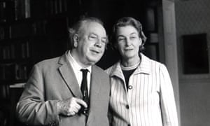 JB Priestley and Jacquetta Hawkes