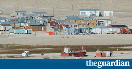 Resolute Explorers Of The Arctic World News The Guardian