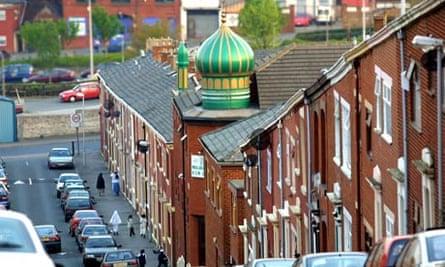 Blackburn town