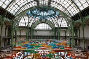 Monumenta: Monumenta exhibition in Paris
