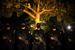 Longer View: Anti-gang police unit in El Salvador