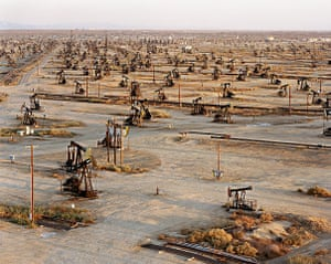 Dark Art: Dark Art: Edward Burtynsky's Oil.