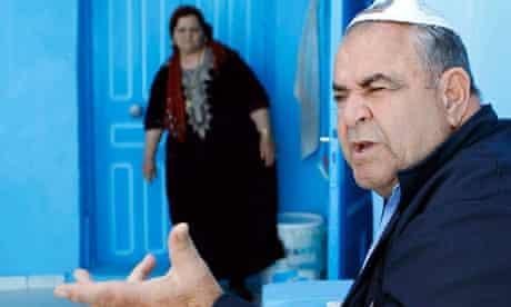 Perez Trabelsi, president of El Ghriba synagogue in Djerba, Tunisia