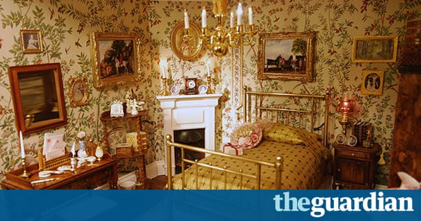 Dolls 39 houses small but perfectly formed life and style for S h bedroom gallery