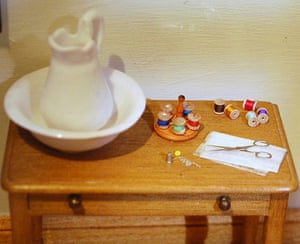 Dolls' houses: In the maid's room