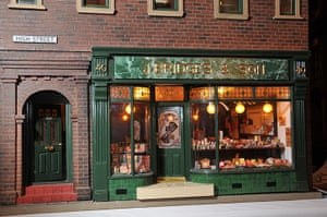 Dolls' houses: A Victorian shop by Ralph Keemar