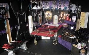 Dolls' houses: Sarah Whitlam bondage chamber