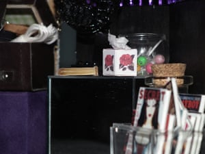 Dolls' houses: Sarah Whitlam bondage