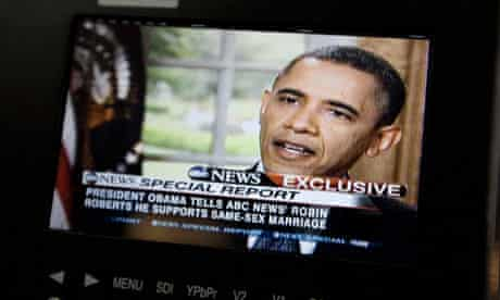 Barack Obama supports gay marriage