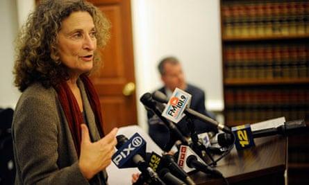 Donna Lieberman stop frisk