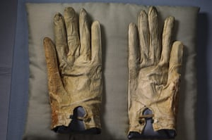 Pilgrimage: The gloves that Abraham Lincoln wore the night he was assassinated