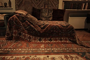Pilgrimage: Sigmund Freud's couch