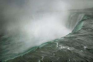 Pilgrimage: Niagra Falls, Ontario, Canada, 2009