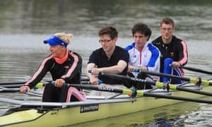 Rowing: the sport of masochists | Life and style | The Guardian