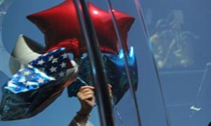 Bilderberg balloons