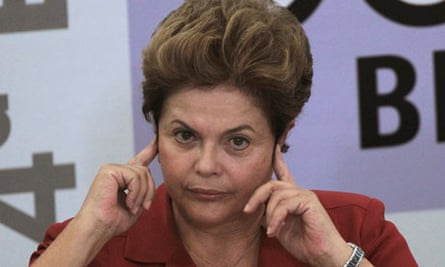 Brazilian leader Rousseff's pardon for illegal deforesters condemned