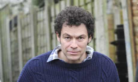 Dominic West as Fred West in Appropriate Adult.