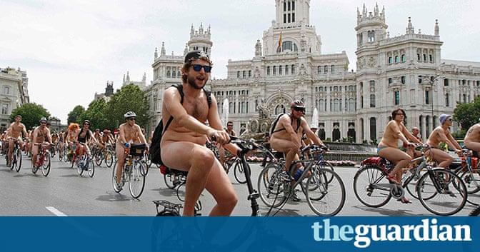 World Naked Bike Rid 105